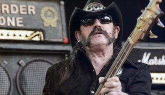 Lemmy Kilmister vocalista de Motörhead