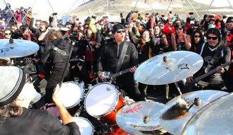 Fuente imagen: Facebook oficial Metallica