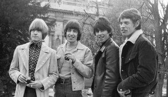 The Rolling Stones en 1966