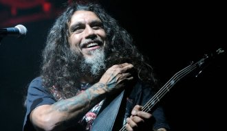 Tom Araya vocalista de Slayer
