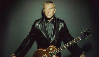 Alex Lifeson de Rush nació el 27 de agosto de 1953