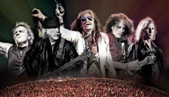 Regresa por tercera vez Aerosmith a Colombia el 29 de septiembre