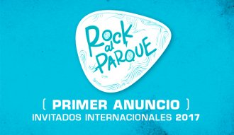 Primer anuncio de invitados internacionales a Rock al Parque 2017