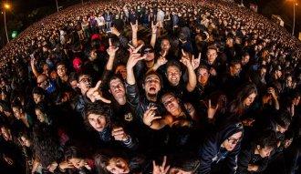 Público en Rock al Parque 2016. Foto: Juan Santacruz - Idartes