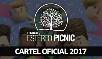 Se ha revelado el cartel oficial del Estéreo Picnic 2017