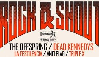 Llega la primera edición del Rock & Shout Festival