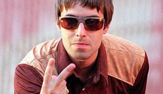 Liam Gallagher, ex integrante de Oasis