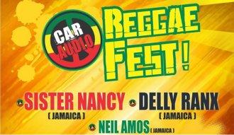 Lo mejor del reggae en el Car Audio 2015
