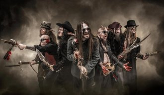 Finntroll en Colombia