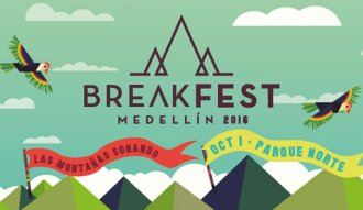 El Breakfest 2016 se realizará el 1 de Octubre en Medellín