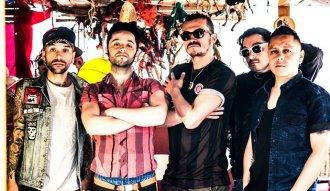 Skampida presenta su nuevo disco Rebelation