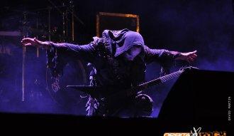 Behemoth en Rock al Parque 2015