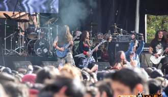 Tears of Misery en Rock al Parque 2015