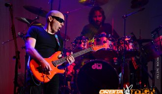 Joe Satriani en Colombia 2014