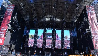 Los Cafres en Rock al Parque 2015