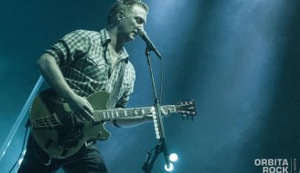 Queens of the Stone Age en Bogotá - Villains World Tour