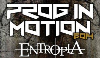 Este 1 de Noviembre, Prog In Motion, Tortazo de Metal Progresivo