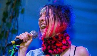 Andrea Echeverry hace parte de la nueva canción Pachamama