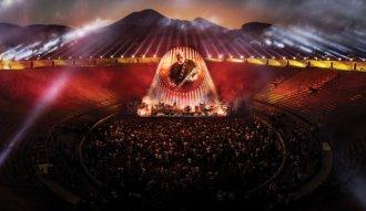 """David Gilmour """"Live at Pompey"""" llega al cine en septiembre"""