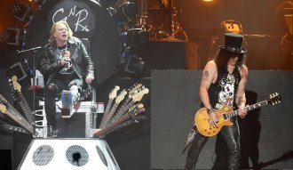 Guns N' Roses en Coachella 2016 - Foto: Fuse Tv